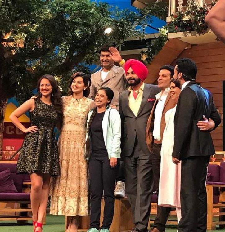 Cast of The Kapil Sharma Show