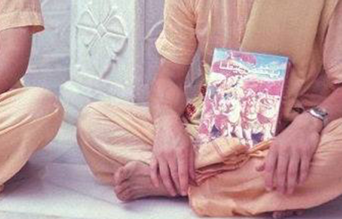 Bhagavad Gita in Arabic
