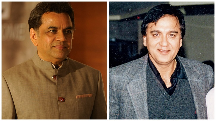 Paresh Rawal and Sunil Dutt