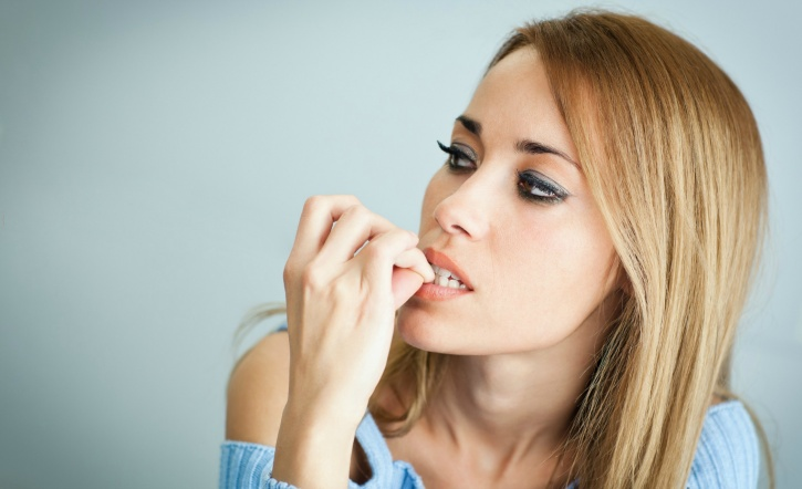 biting your nails can be physically harmless however