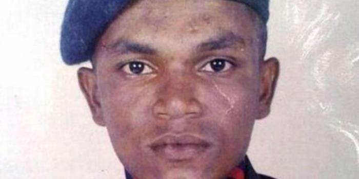Lance Naik Roy Mathew