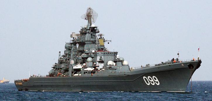 Kirov class battle cruiser