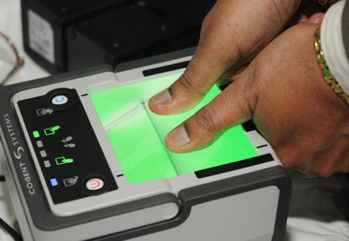 Aadhaar biometrics