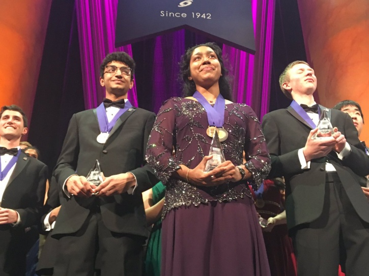 Indrani Das an Indian-American teen won the oldest most prestigious science and math competition in the US, bagging a whopping $250,000, for her research on the preventing death from brain injuries or neurodegenerative diseases