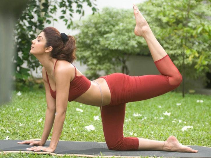 Yoga for your waistline
