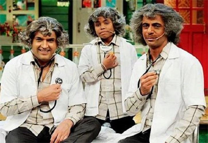 Still from The Kapil Sharma Show