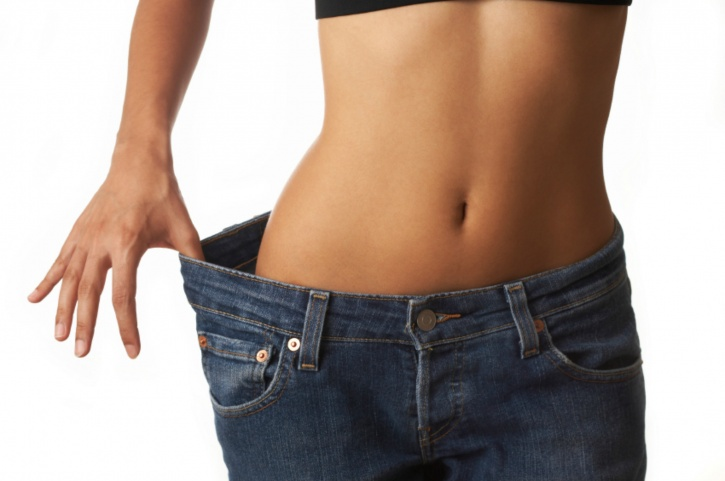 You lose weight from the areas you desire initially
