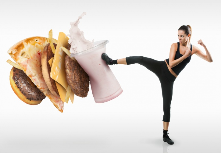 Jumping into weight loss plan success