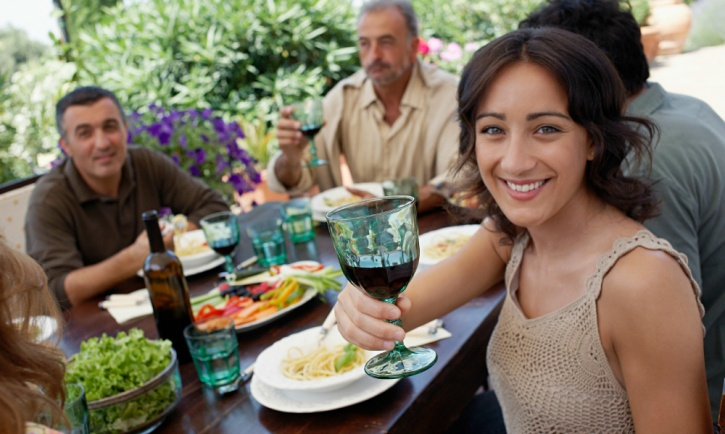 Following a Mediteranean diet