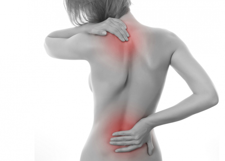 Painkillers for muscular pain