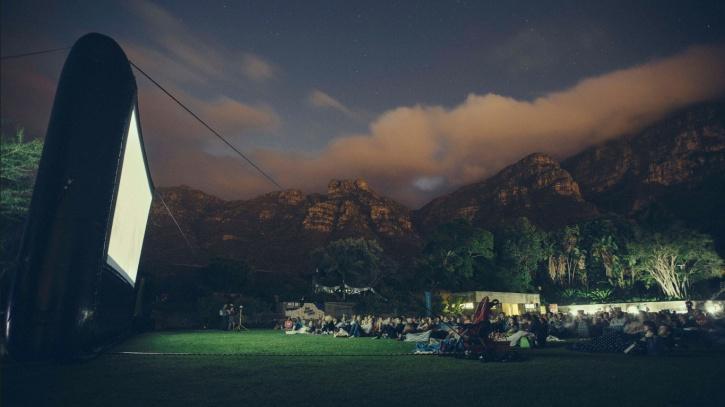 open air cinema delhi
