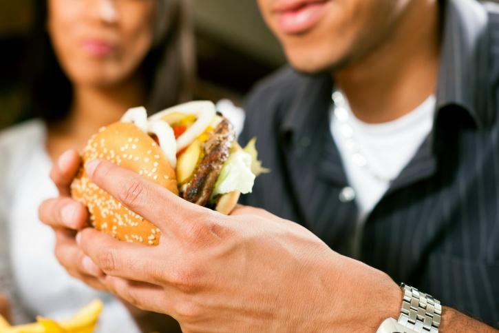 Facing hunger pangs