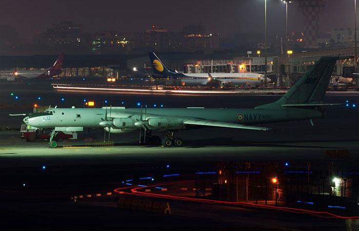 Tupolev-142M aircraft