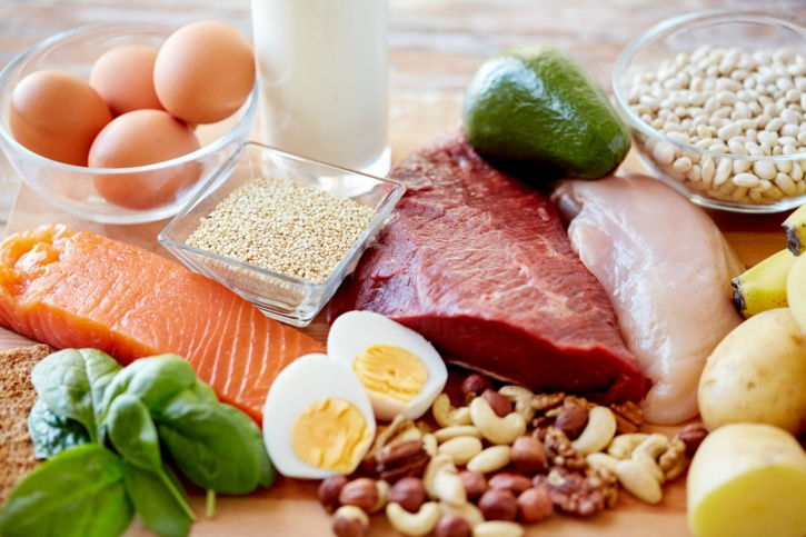 protein helps keep you satiated