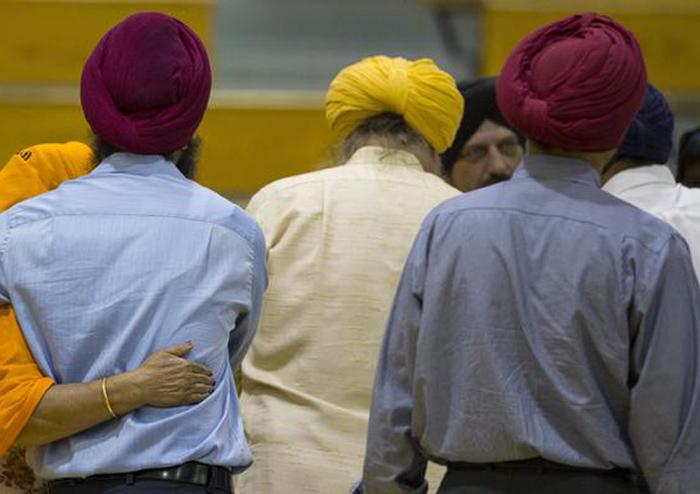 Sikh Man Shot,
