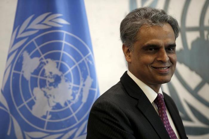 UN Syed Akbaruddin