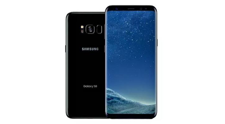 Leaked renders of the Samsung Galaxy S8 - Evan Blass/Twitter