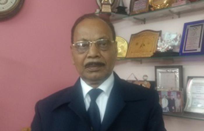 RK Singh Founder of Shiv-Naresh