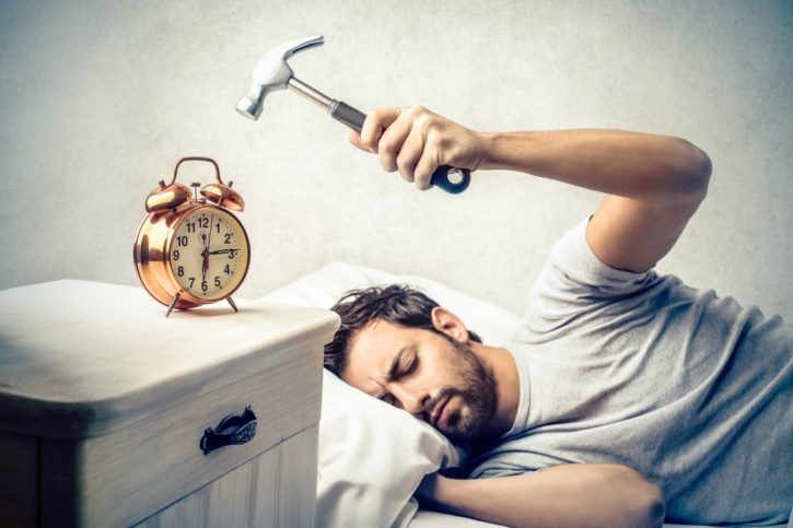 Get in your full quota of sleep to maximise its health benefits