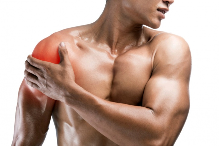 Sore muscles can cause injury