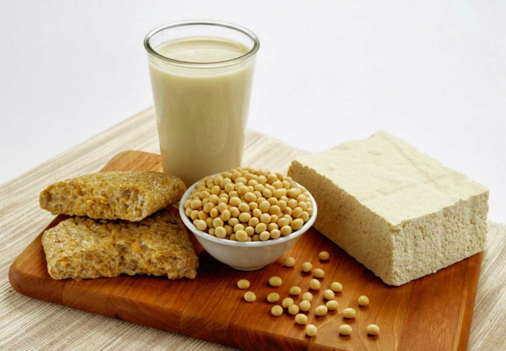 Avoid having soy with drugs for thyroid