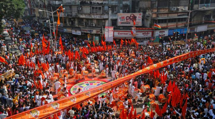 Gudi Padwa in Maharashtra