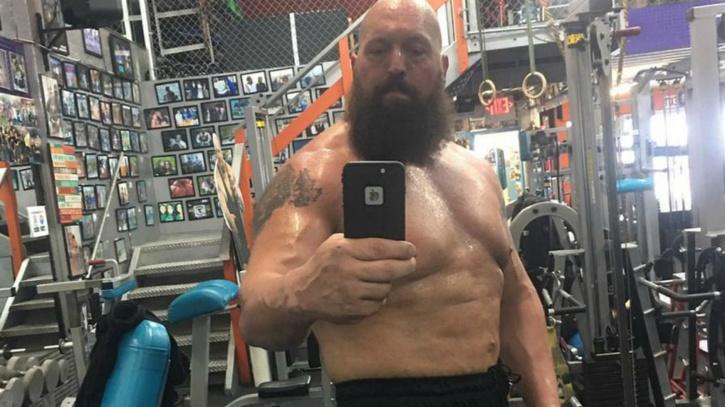 The Big Show loses 70 pounds