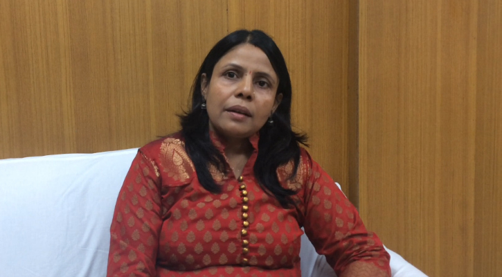 Mumbai Western Suburbs Motorwoman Preeti Kumari