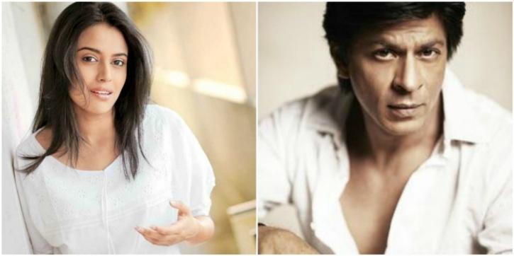 Swara Bhaskar and SRK