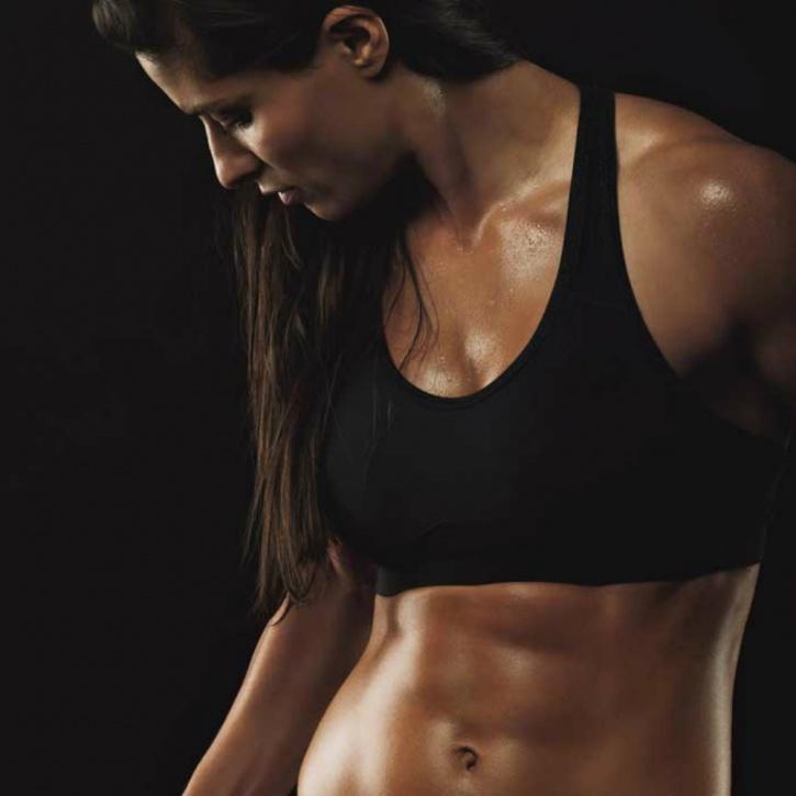 increase resistance training to strengthen bone density
