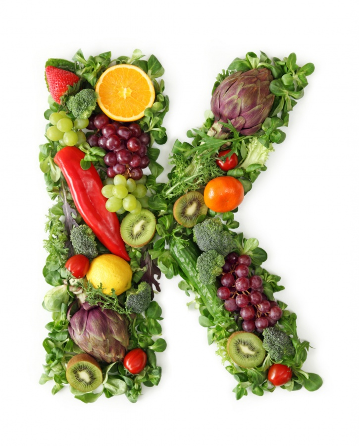 Avoid blood thinning drugs with Vitamin K rich foods