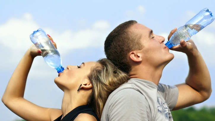 drinking water helps your appetite