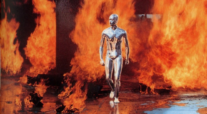 Terminator T-1000 was all thanks to ILM