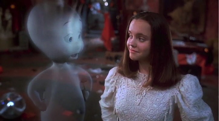 Casper the friendly ghost was ILM