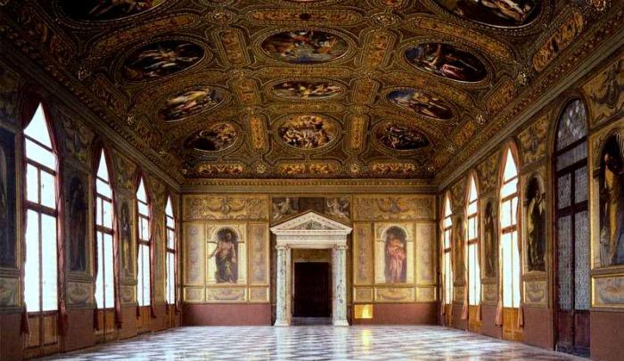 Marciana Library, Venice
