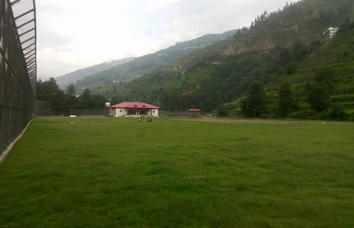 Gumma Cricket Stadium