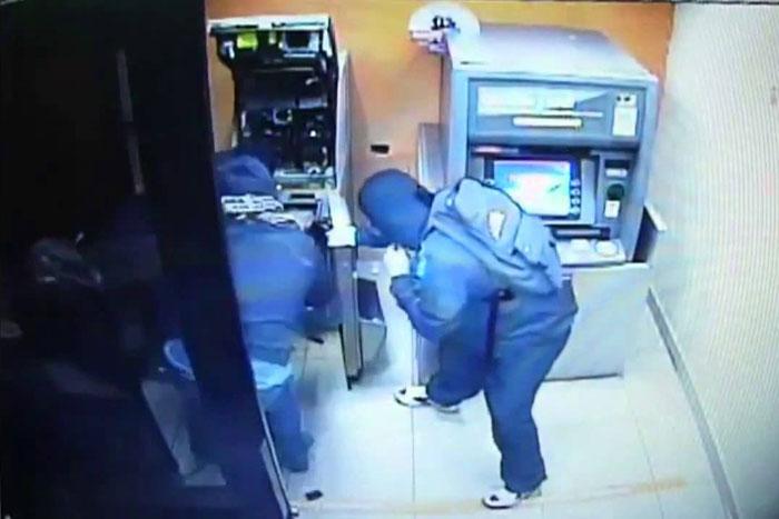 ATM Looting