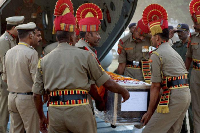 West Bengal BSF Jawan