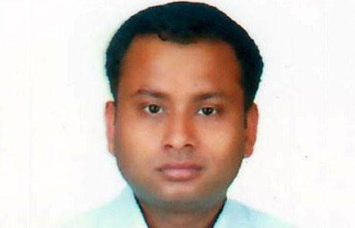 IAS officer Anurag Tiwari