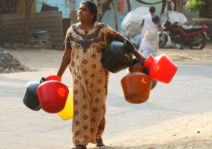 Bengaluru Water Shortage