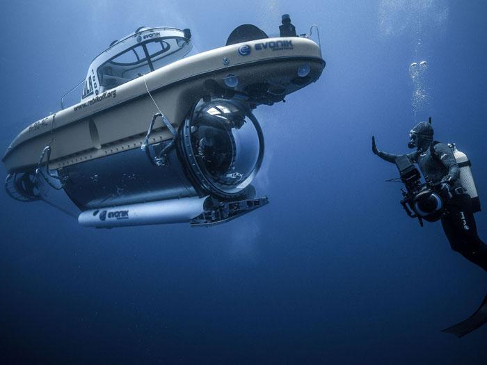 Deep Sea Mission