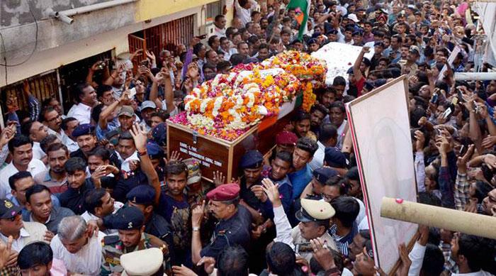 Martyr in Gujarat