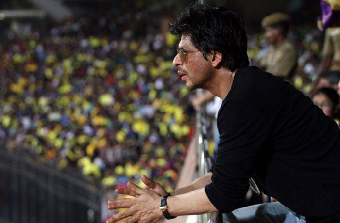 Shah Rukh to be present for KKR