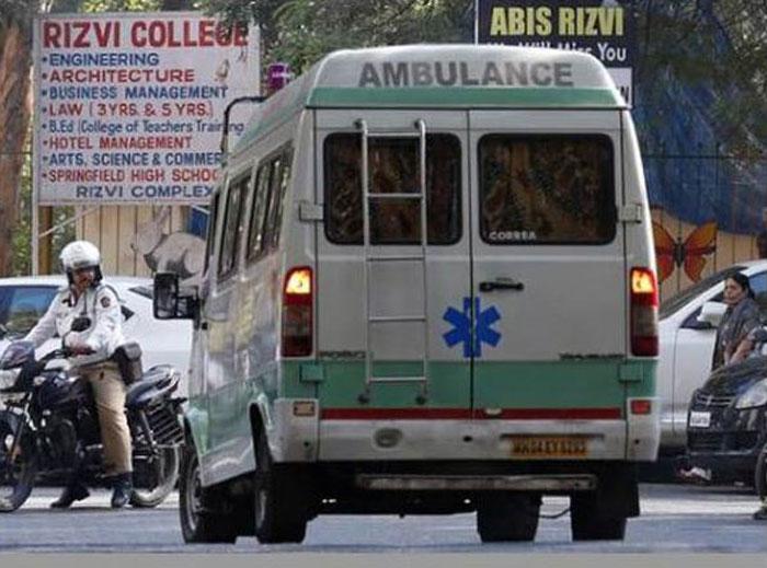 Man Denied Ambulance