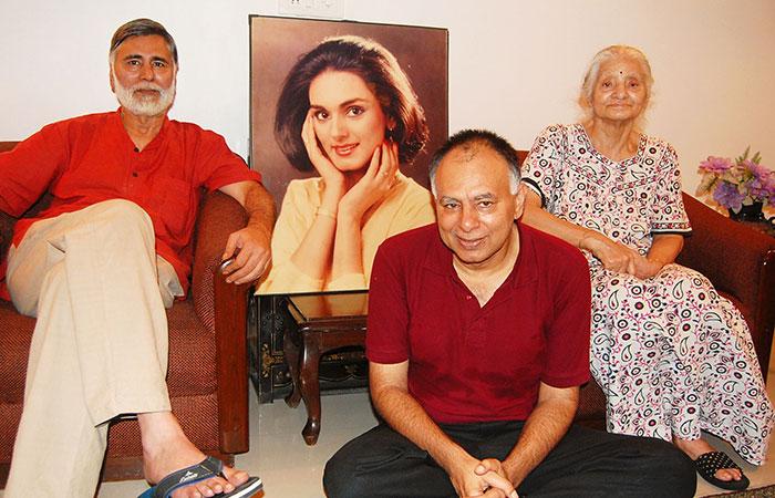 Neerja Bhanot Family