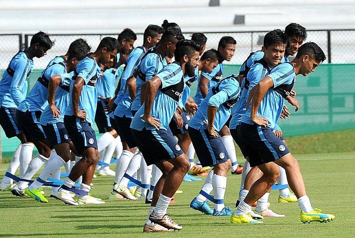 India FIFA Ranking