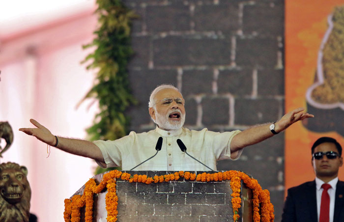 PM Narendra Modi devises new equation