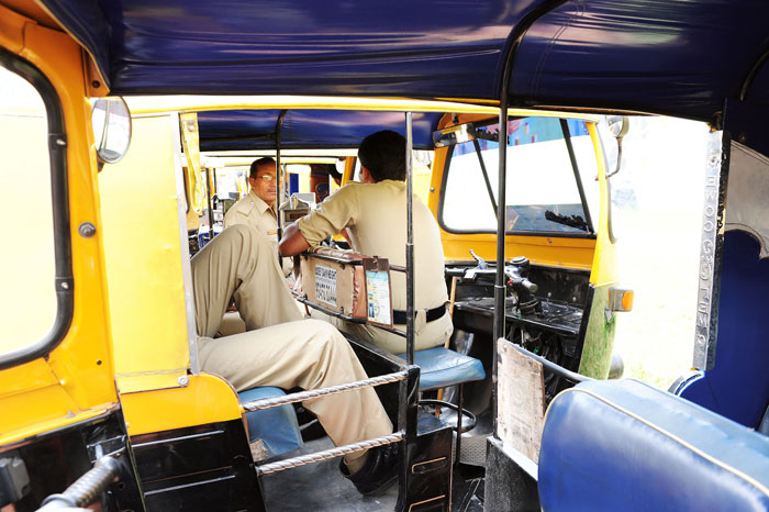 Bengaluru Auto Driver
