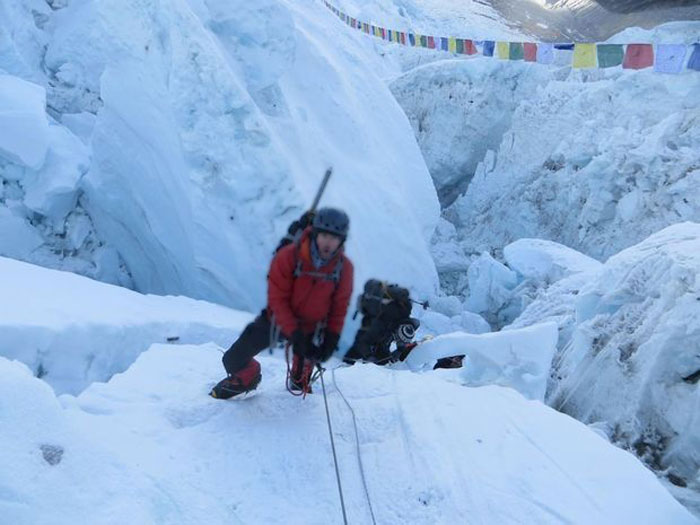 Six Indian Climbers Make First Everest Summit Of Season