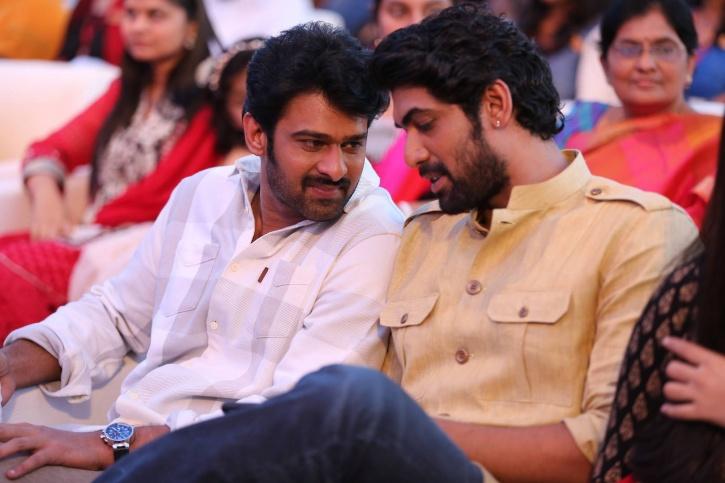 Prabhas and Rana
